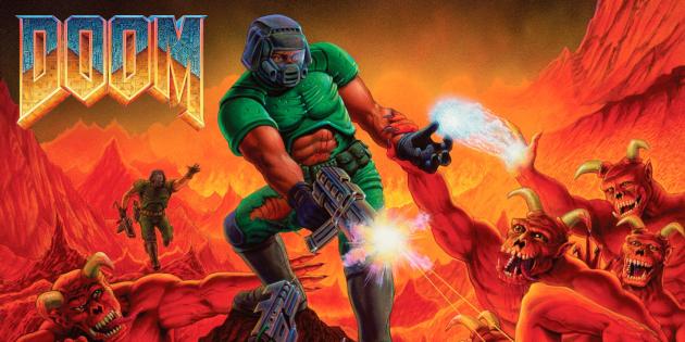 Newsbild zu Nintendo Switch-Spieletest: DOOM (1993)