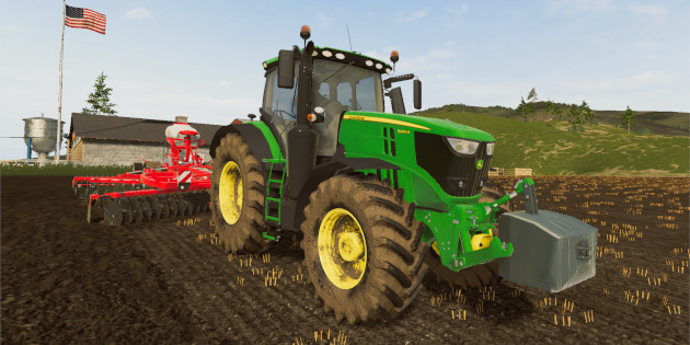 Newsbild zu Landwirtschafts-Simulator 20 erscheint im Dezember für die Nintendo Switch