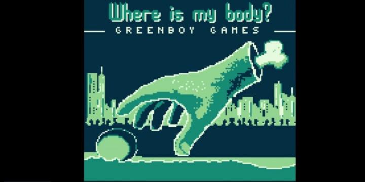 Newsbild zu Dank Kickstarter: Where Is My Body? erscheint für den Game Boy