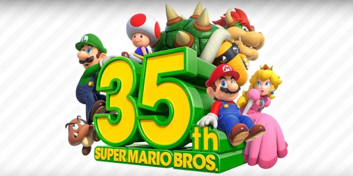 Newsbild zu Umfrage der Woche: Wie hat euch das 35. Jubiläum von Super Mario Bros. gefallen?
