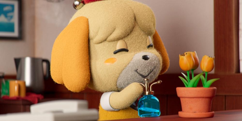 Animal Crossing: New Horizons Fan-Projekt