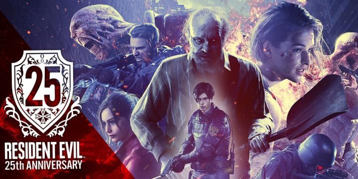 Newsbild zu 25 Jahre Angst und Schrecken – Resident Evil feiert Geburtstag und lädt zum kommenden Showcase ein