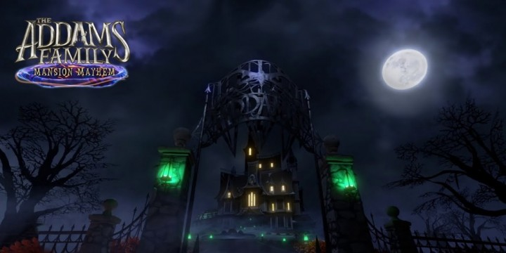 Newsbild zu Mehrspieler-Spaß für die ganze Familie – The Addams Family: Villa-Wahnsinn zeigt sich im Launchtrailer