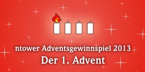 Newsbild zu 1. Advent - Unser großes Adventsgewinnspiel beginnt