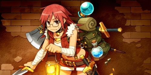 Newsbild zu Trailer stellt euch das 3DS-RPG Adventure Labyrinth Story vor