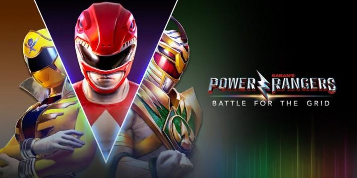 Newsbild zu Power Rangers: Battle for the Grid – Transformiert euch ab dem 25. Mai zu Ryu und Chun-Li aus Street Fighter