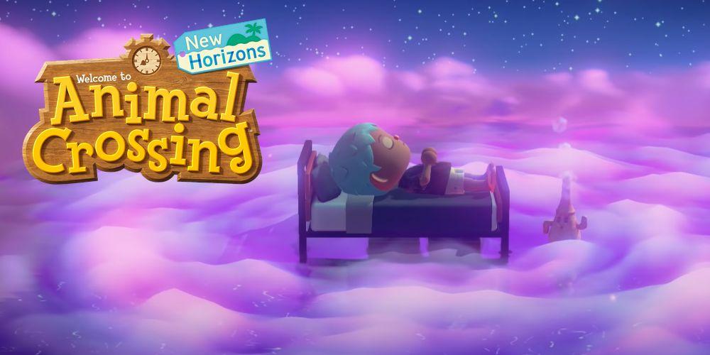 Animal Crossing: New Horizons Traumwelt