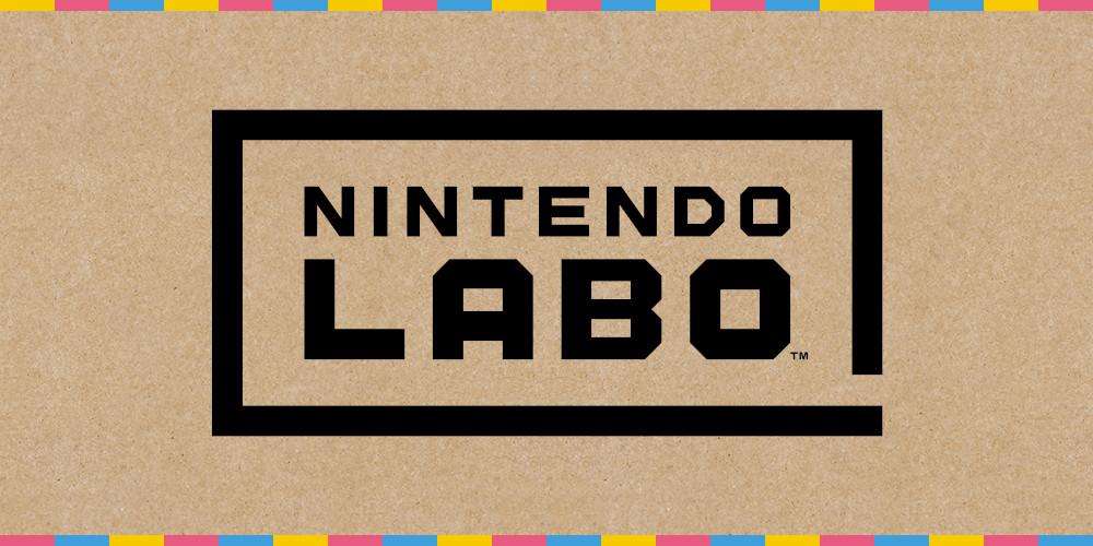 Nintendo Labo - Logo