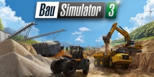 Newsbild zu Bau-Simulator 3 erscheint in Kürze unter anderem für Nintendo Switch