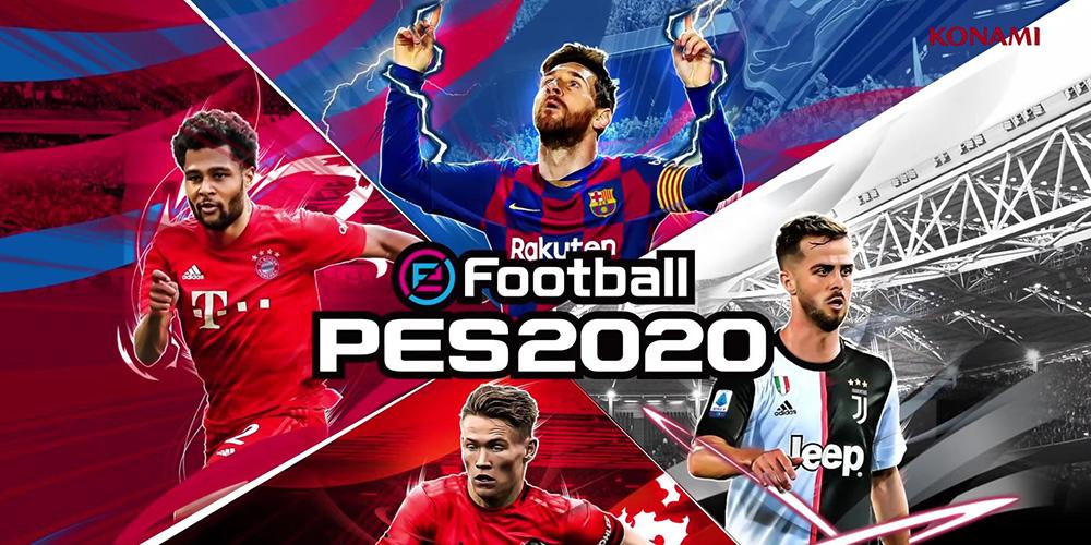 Pro Evolution Soccer PES 2020