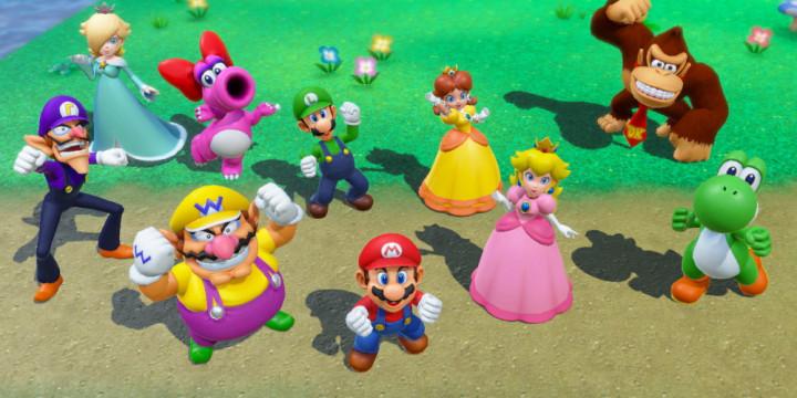 Newsbild zu Werbung für das große Fest – Sechs neue Werbespots zu Mario Party Superstars für den japanischen Markt veröffentlicht