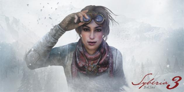 Syberia 3: Das neue Adventure im offiziellen Launch-Trailer