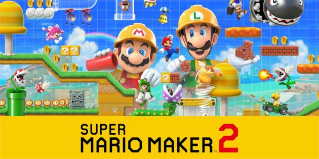 Newsbild zu Super Mario Maker 2: Nintendo verrät die aktuelle Zahl der bisher hochgeladenen Level