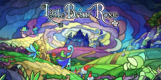 Newsbild zu Little Briar Rose: Adventure mit interessanter Optik erscheint diese Woche für die Nintendo Switch