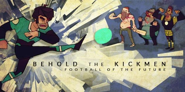 Newsbild zu Behold the Kickmen: Ultimate Football Edition – Fußballspiel der etwas anderen Art für die Nintendo Switch angekündigt