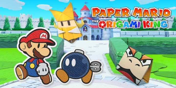 Newsbild zu Paper Mario: The Origami King feiert den erfolgreichsten Start der Serie