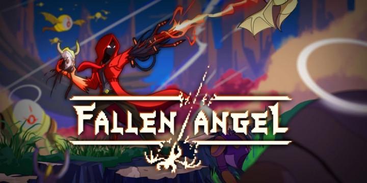Newsbild zu Lucifer erreicht in Fallen Angel die Nintendo Switch noch in diesem Herbst