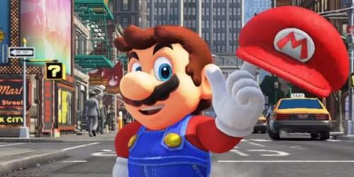 Newsbild zu China: Super Mario Odyssey und Mario Kart 8 Deluxe demnächst auch als Handelsversion erhältlich