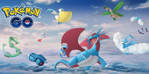 Pokemon Go: Rayquaza, das legendäre Pokemon, kann ab sofort gefangen werden