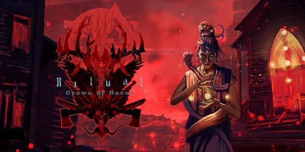 Newsbild zu Schaut euch die ersten 17 Minuten zu Ritual: Crown of Horns an