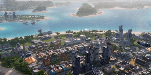 Newsbild zu Griechischer Händler listet Tropico 6 für die Nintendo Switch
