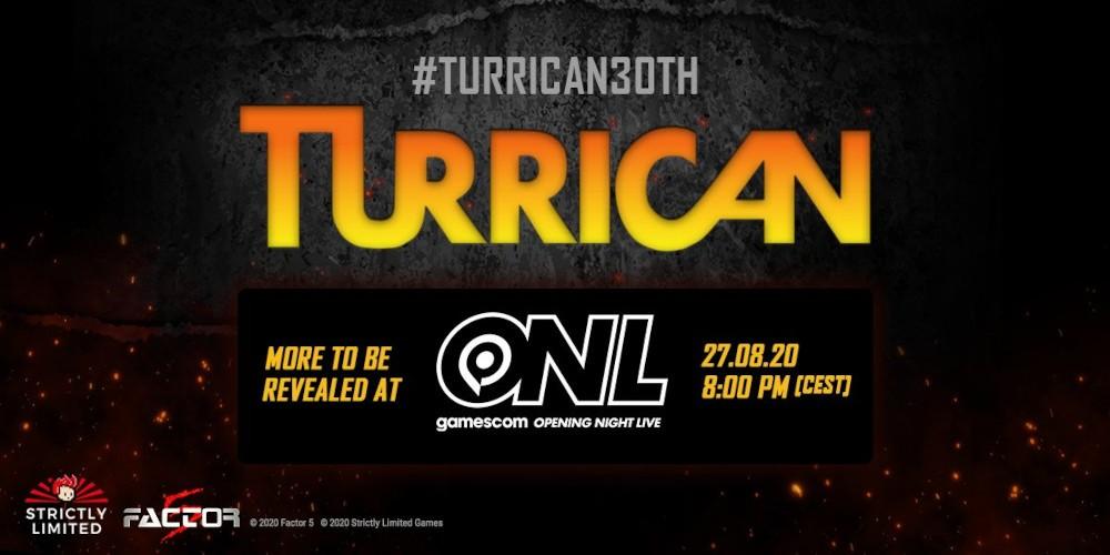 Turrican 30th Anniversary