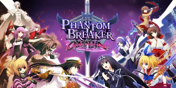 Newsbild zu Das Phantom wartet auf euch – Phantom Breaker: Omnia für die Nintendo Switch angekündigt