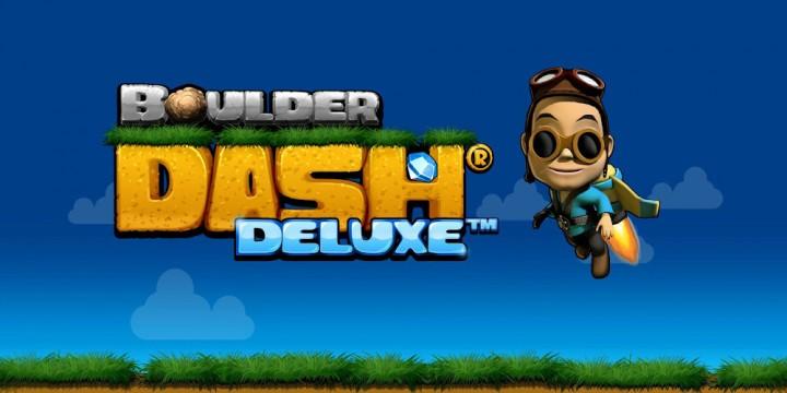 Newsbild zu Reinkarnation eines Klassikers – Boulder Dash Deluxe erscheint am 9. September für PC und Konsolen
