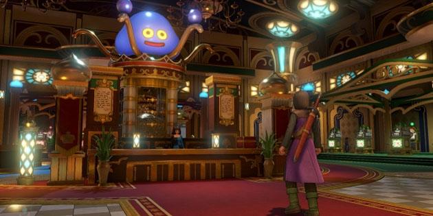 Dragon Quest XI: Echoes of an Elusive Age - erscheint 2018 im Westen