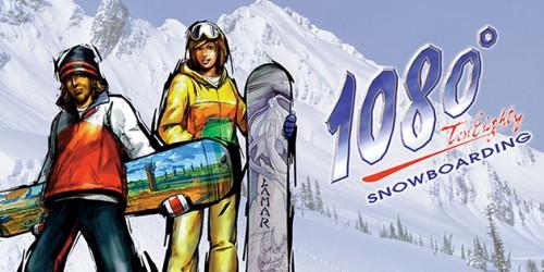 Newsbild zu Pixel-Power #5: 1080° Snowboarding (Nintendo 64)