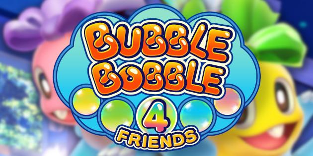 Newsbild zu Bubble Bobble 4 Friends erhält in Zukunft ein kostenloses Update mit neuen Spieleinhalten