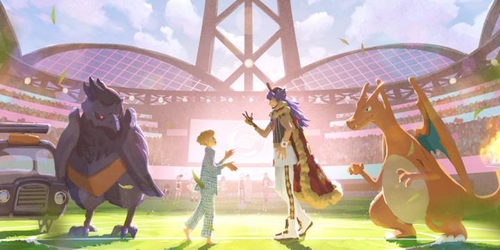 Newsbild zu Schaut euch nun die finale Folge von Pokémon: Zwielichtschwingen an