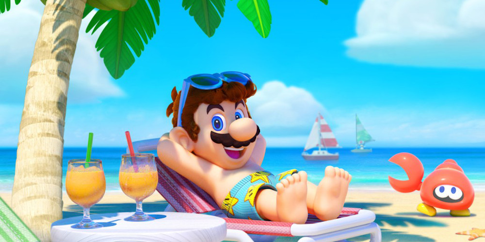 My Nintendo - Mario Sommer