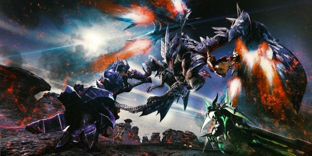 Newsbild zu Monster Hunter Generations Ultimate: Weltweit 3,2 Millionen Einheiten verkauft