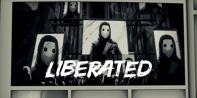 Newsbild zu Schaut euch den neuen Trailer zur Tech-noir-Graphic Novel Liberated an