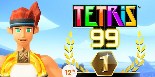 Newsbild zu Tetris 99 x Ring Fit Adventure: Erkämpft euch im zwölften Grand Prix ein brandneues Design