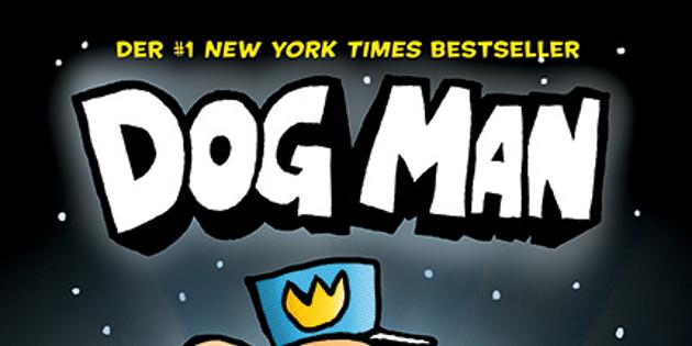 Newsbild zu Dog Man – Die Abenteuer des neuen Superhelden in unserer Comic-Rezension