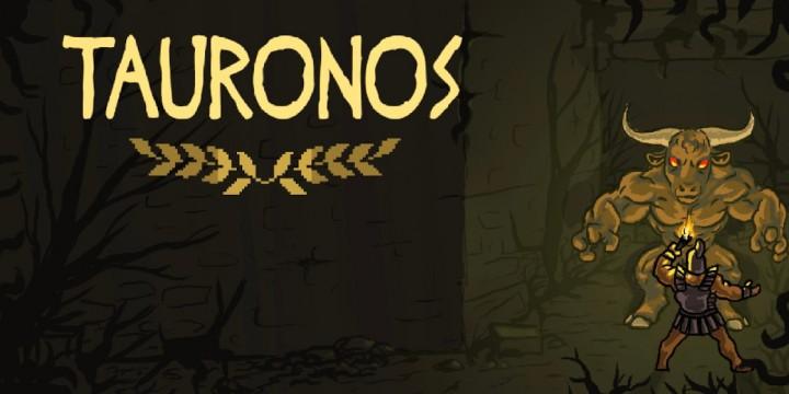 Newsbild zu Willkommen im Irrgarten – TAURONOS öffnet im November seine Pforten auf der Nintendo Switch