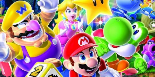 Newsbild zu Virtual Console-Trailer zu Mario Party 2 und Mario Party DS erschienen