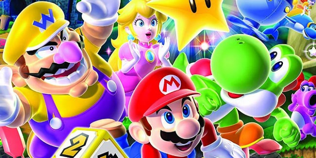 Multiplayer - Mario Party: Island Tour for Nintendo 3DS