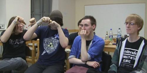 Newsbild zu Tower-Duell: Pascal H. vs. Eric vs. Pascal O. vs. Robert (Wii Party U - Brückensprinter) - Part 3