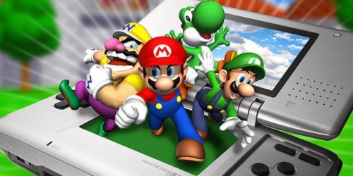 Newsbild zu USA: Über 5 Mio. Einheiten von Super Mario 64 DS verkauft