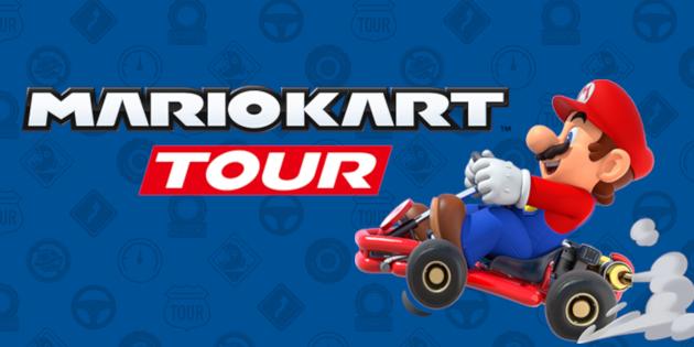 Newsbild zu Die Eiszeit-Tour-Saison hat begonnen: Neue Mario Kart Tour-Fahrer präsentieren sich im winterlichen Trailer