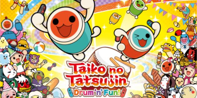 Newsbild zu Taiko no Tatsujin: Drum 'n' Fun! – Kostenloses Update mit neuem Modus enthüllt