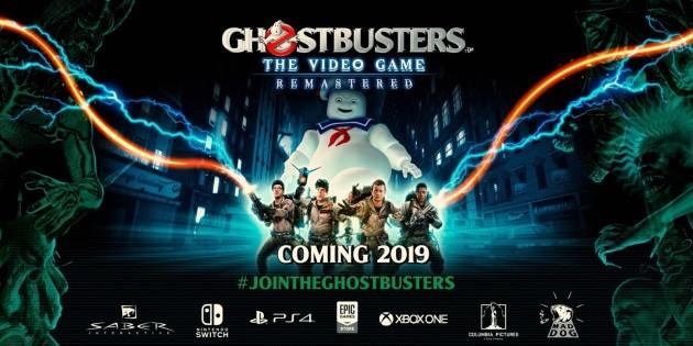 Newsbild zu Mad Dog Games veröffentlicht offizielles Cover zu Ghostbusters: The Video Game Remastered