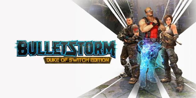 Newsbild zu Bulletstorm: Duke of Switch Edition seit gestern im Nintendo eShop erhältlich