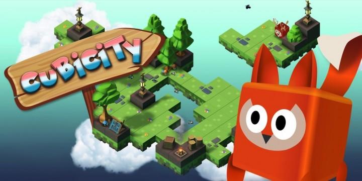 Newsbild zu Kubische Knobeleien: Das Puzzle-Spiel Cubicity erscheint am 25. Juli für die Nintendo Switch