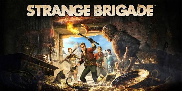 Newsbild zu Bezwingt noch heute die Hexenkönigin – Strange Brigade ab sofort für die Nintendo Switch erhältlich
