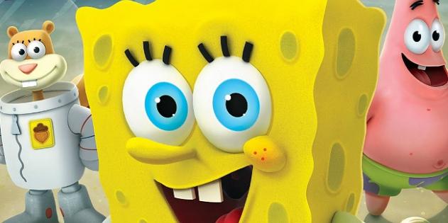 Newsbild zu Wii U- & Wii-Spieletest: SpongeBob Schwammkopf: Planktons fiese Robo-Rache