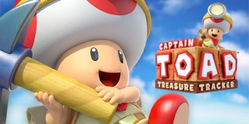 Newsbild zu Kurios: Dataminer findet menschliches Modell in Captain Toad: Treasure Tracker